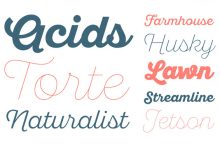 Photo of 10 Best Fonts For Designers !