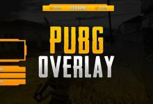 Photo of PUBG Overlay for your Gaming streaming
