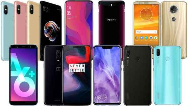2020 Smartphones under 400,00 in Nepal