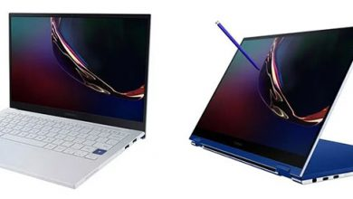 Photo of Samsung's Galaxy Flex laptops