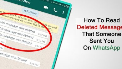 Photo of How To Read Deleted Whatsapp Messages