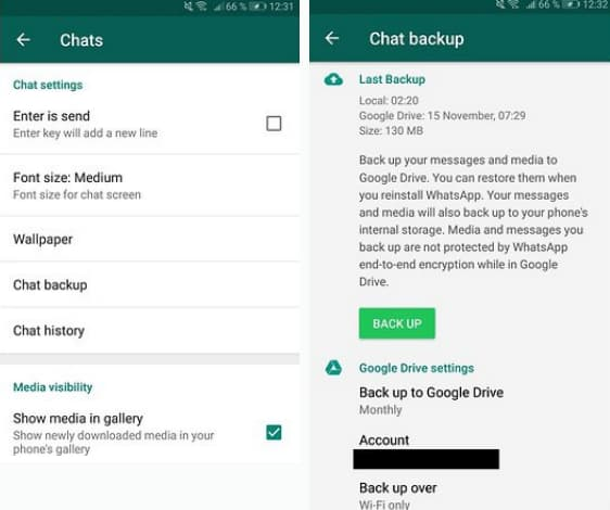 How to Read Delete Whatsapp Messages