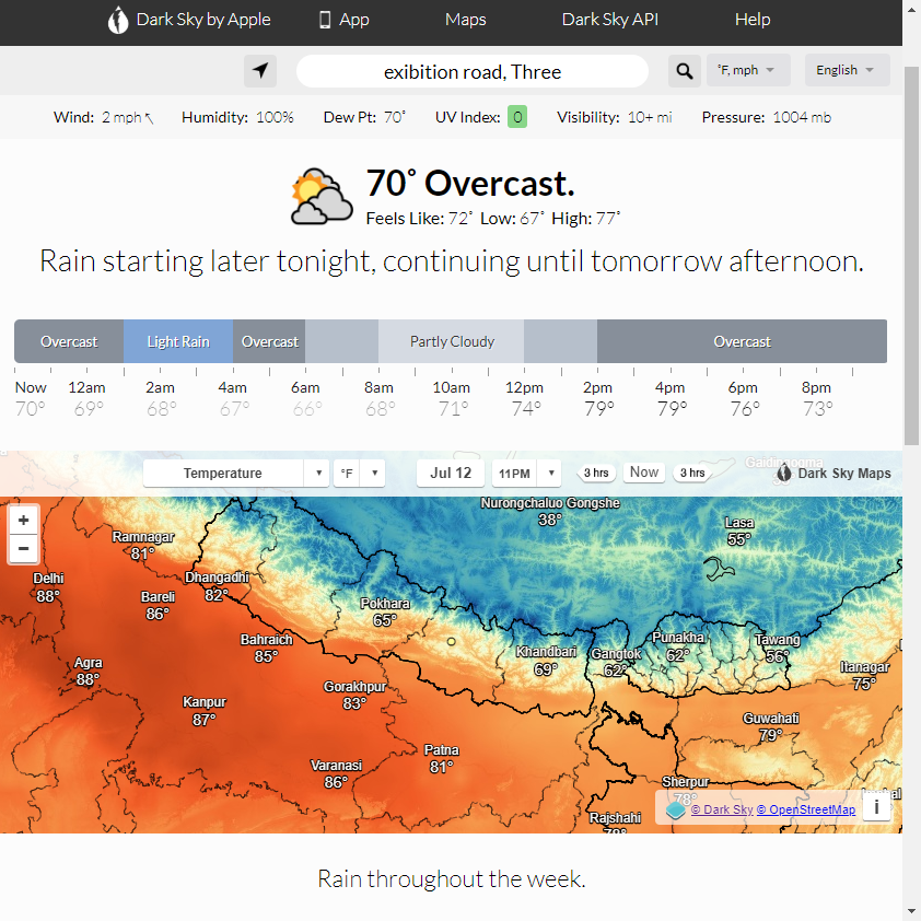 Best Weather Forecasting Websites