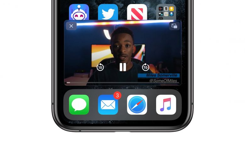 How to enable YouTube PIP in iOS 14