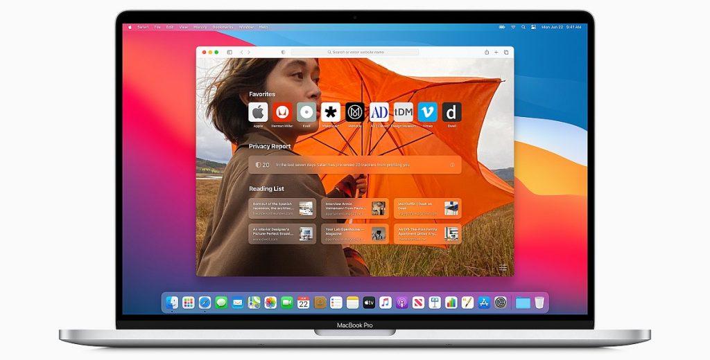 new macOS Big Sur