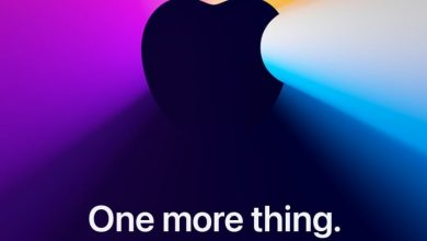 Photo of Apple's November 10th event