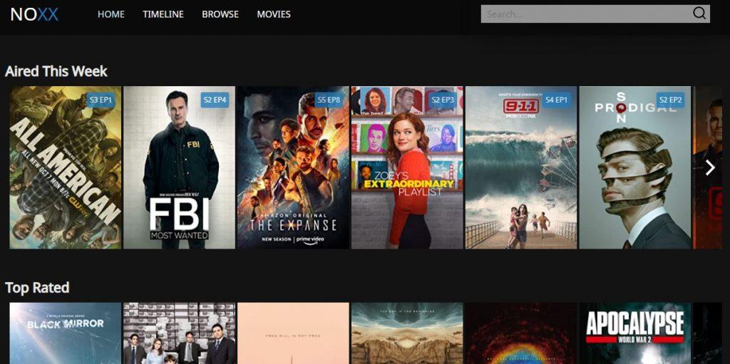 best online sites to watch tv series