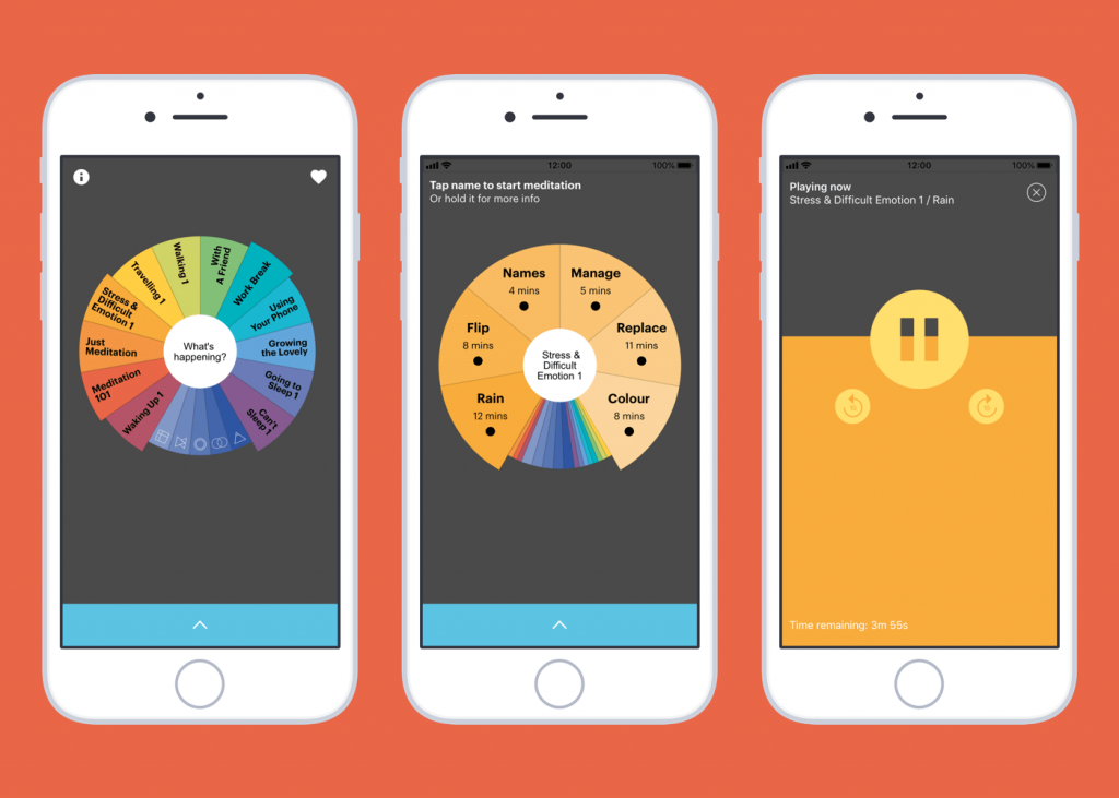 buddhify meditation app