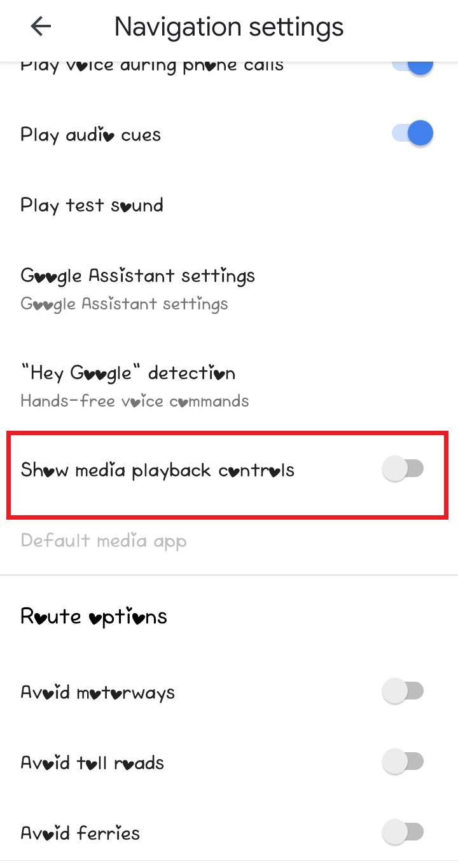 Adding music on Google Maps