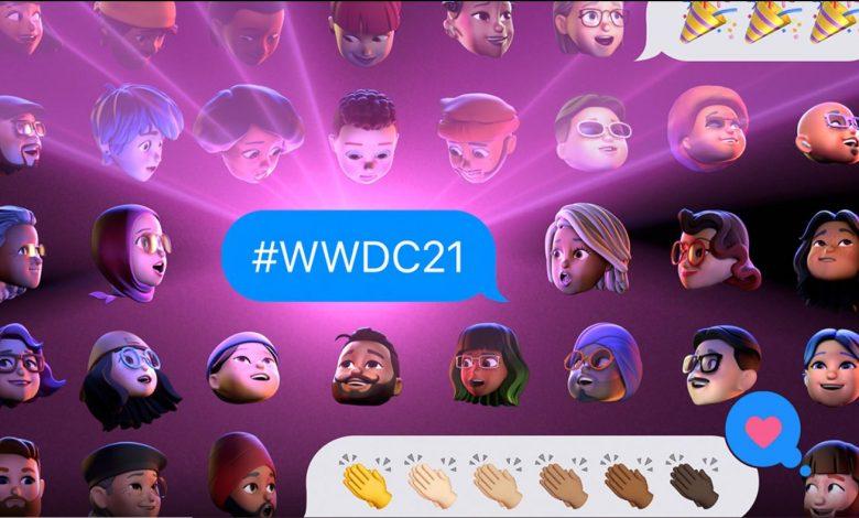 WWDC 2021 keynotes
